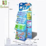 Estantes de las ideas de la visualización del supermercado para los productos