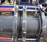 Tubo dell'HDPE del grande diametro di ISO4427 Dn1000 Pn10 per il progetto del rifornimento idrico