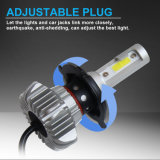 베스트셀러 8000lm는 9005 9007 9004 9006 12V LED 헤드라이트 H4 의 차 H7 LED 헤드라이트 전구를 방수 처리한다