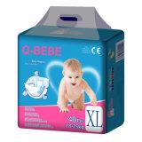 El pañal adulto del bebé del cuidado personal de Size3 40count jadea precio barato