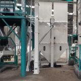 planta completa do moinho de rolo da farinha do milho da pequena escala 30t
