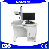China-Fabrik-Metallc$kein-metallfaser-Laser-Markierungs-Maschine mit preiswerterem Preis