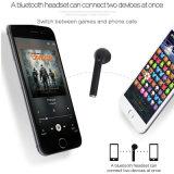 De mini Oortelefoon van de Oortelefoon van het in-oor van Earbud van de Hoofdtelefoon van de Oortelefoon Bluetooth Draadloze voor iPhone 7 7 van de Appel plus de Oortelefoon van Xiaomi Pk I7