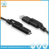 1m de longueur personnalisée de type C câble du chargeur de données USB pour le téléphone