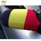 ベルギーの国旗車ミラーのコートのソックス(B-NF13F14014)