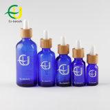 18/410 Gotero de bambú con pipetas de vidrio para Aceite Esencial