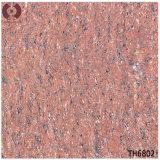 azulejo Polished blanco de marfil de la porcelana del azulejo de suelo de la manera de 600X600m m (T6200)