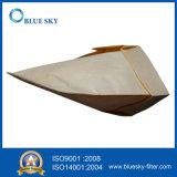 Filtro de polvo de papel marrón bolso para aspiradora