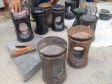 Natuurlijk Graniet/de Marmeren Lamp van de Begraafplaats van de Steen voor Grafzerk