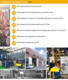 Гидравлический Clearfloor две должности Автомобильный подъемник (209CH)