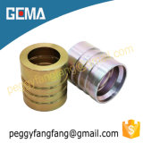 Flexible en caoutchouc virole hydraulique hydraulique pour la R12/06-16 flexible