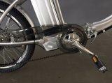 [20ينش] مدينة إطار العجلة كهربائيّة [موونتين بيك] يطوي درّاجة