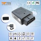Immobilisateur d'OBD de véhicule de support sans fil de traqueur et régulateur de vitesse sans fil (TK208S 3G-EZ)
