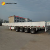 3 eixo de carga da plataforma plana semi reboque venda na África do Sul