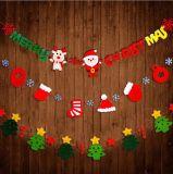 Indicateur s'arrêtant de décoration de Noël pour l'usager