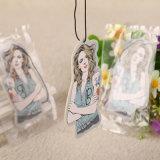 Cadeaux de promotion de la belle personnalisé impression Papier décoratif Diffuseur de parfum (YH-AF318)