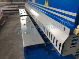 Machine van de Scheerbeurt van de Guillotine van QC12y 6X6000 de Hydraulische, de Scherpe Machine van het Roestvrij staal