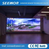 High Resolution FULL Color Indoor Fixed LED Display (P4.81) for Advertisement