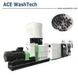 PP PE Sistema Pelletizer Anillo de agua