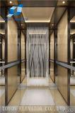 Elevador de passageiros com um serviço profissional com estilo simples para o Prédio de negócios residencial/Levante