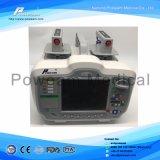 Biphsice Defibrillator mit ECG, SpO2, Drucker, Stunde