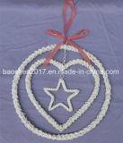 Настраиваемые плетеной венок для проведения свадеб оформление