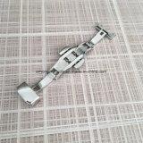 10 12 14 16 18 20 22 24mm Edelstahl-hochwertige Druckknopf-Uhrenarmband-Haken