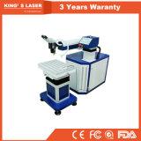 máquina de soldar de reparo do molde Molde Soldador a Laser CNC 200W 300W