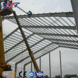 Diseño de la estructura de acero de bastidor de acero de material de construcción prefabricados