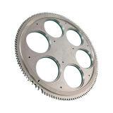 Precisie die Aangepaste Producten machinaal bewerken door CNC die het Knipsel van de Draad machinaal bewerken