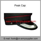 Preiswerter China-Militärwolle-Polizei-Armee-Großhandelsservice-Höchstschutzkappe