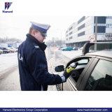 速い分析の専門の警察の燃料電池の飲酒検知器(AT7000)