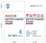 Der China-Paco 8 Ladegerät Stadiums-nachladbares Universalitäts-12V 10A