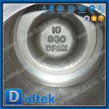 Válvula de puerta de Didtek Pneumntic Wcb