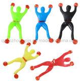 Kundenspezifisches heißes klebriges Spielzeug des Verkaufs-PlastikTPR