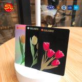 Pringing de alta qualidade Cr80 Cartão de PVC