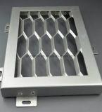 Winkel-Rahmen-Aluminium erweitertes Ineinander greifen-Panel-dekoratives Ineinander greifen-Blatt