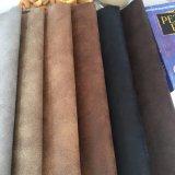 Estofos de vendas quente Suede para tecido Sofá