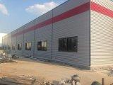 Fabricante del edificio del almacén de la estructura del metal de China