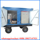 industrielles Rohr-Kondensator-Wärmetauscher-Gefäß-Reinigungshochdruckreinigungs-Gerät des Dampfkessel-1000bar