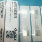 Intarsio stampabile di frequenza ultraelevata RFID dello STRANIERO H3 9662 di passivo GEN2 860-960MHz