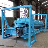 Tamiz vibratorio giratorio del cribador de Rotex de la maquinaria de mina de la fuente de la fábrica