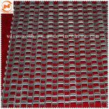 Acier inoxydable 304 Wire Mesh La courroie du convoyeur / courroie Honeycomb