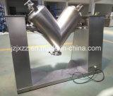 Mezclador del polvo de forma de V