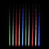 태양 유성 LED 나무 빛 30cm 정원을%s 정원 끈 빛을 Wedding 144의 LEDs 8 관 크리스마스 불빛