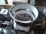 Calentador de venda de cerámica inoxidable de la chaqueta de acero para la máquina plástica de la protuberancia