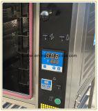 Elevadores eléctricos e convecção padaria de gás no Forno Rotativo/Rack de equipamento de alimentos
