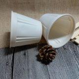 Ecoの生物分解性の使い捨て可能な友好的なコーンスターチのペーパボール