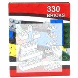 [330بكس] [ديي] مبتكر بناء مزح بناية جديدة متوافق قالب قرميد لعب