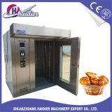 Elektrische van de Apparatuur van de bakkerij de Roterende/Diesel Oven van het Gas/voor Brood die Machine maken